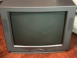 20 inch tv working, missing remote FREE