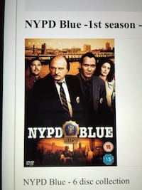 NYPD Blue North Andover, 01845