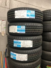TOYO TIRES ON SALE 205/65R15 SET OF 4 TIRES