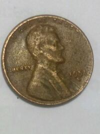 round gold-colored coin Palmdale, 93550