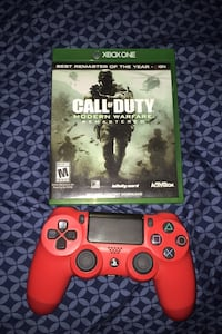PS4 controller and game Victorville, 92307