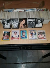 assorted baseball player trading cards Ponder, 76259