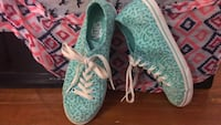 girls size 6.5 Vans super cute barely used Union Bridge, 21791