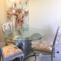 Beautifully Designed Dining Room Table Los Angeles, 91364