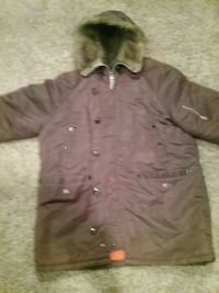 brown button-up shirt Middletown, 45044