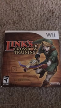 link's crossbow training for nintendo wii Boyds, 20841