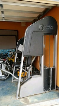 Nautilus workout machine Albuquerque, 87122