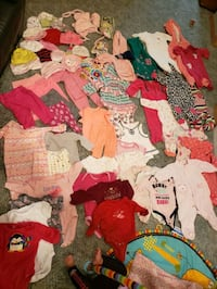 baby's assorted clothes Calgary, T3G 4A9