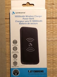 Adreama Wireless Charger Power Bank