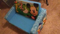 Mickey Mouse 2 In 1 Sofa Easton, 21601