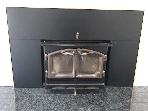 Used Wood Stove Fireplace Insert In Brick Nj For Sale In Brick Letgo