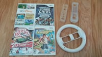 Wii Games + Accessories Calgary, T2X 1Z1