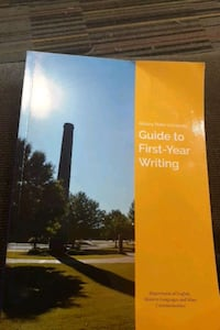 Albany State University Guide to First Year Writing