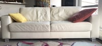 Leather Couch / Sofa in Great Condition Calgary, T2P 0V8