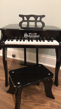 Toy  Piano with Seat Roselle, 60172