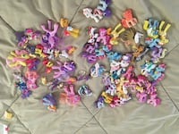 assorted color of plastic toys 285 mi