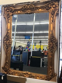 Giant Mirror 6ft x 8 ft (we do Finande too, take at home today only $39 down) Houston, 77092