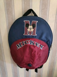 "Mickey Mouse ""fitted""  Backpack Toronto, M1C 0B1"