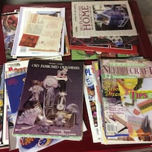 40+ Plastic Canvas Books, Magazines, Booklets For Sale