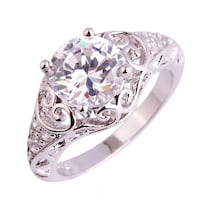 Sterling Silver 925 Ring  Huntington, 11743