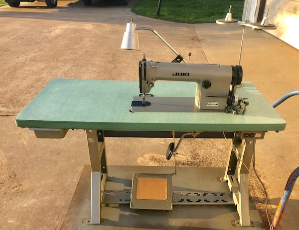 Used JUKI DDL40 SINGLE NEEDLE COMMERCIAL SEWING MACHINE For Sale Classy Commercial Sewing Machines For Sale Used