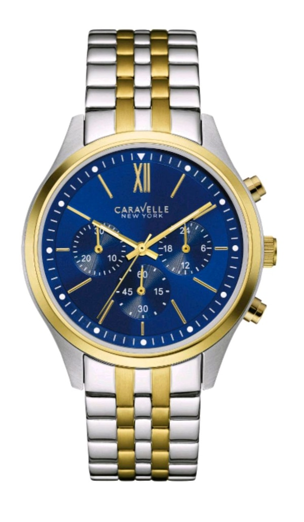 Caravelle by Bulova Chorongragh, Brand new