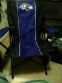 Ravens game chair with carry-on bag Rosedale, 21237
