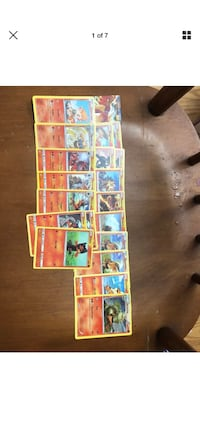 Pokémon 60 cards fire deck Blair, 68008