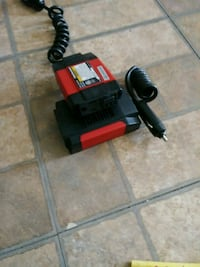 red and black Craftsman pressure washer La Joya, 78560