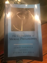 The Elements of Moral Philosophy book by James Rachels