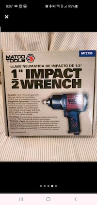 """1/2 """" IMPACT WRENCH"""
