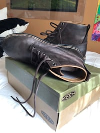 Leather Boots (Brand New) - Keen Size 11.5