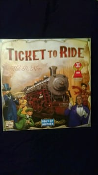 NEW IN BOX  TICKET TO RIDE Thurmont, 21788