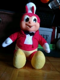 Jollibee Exclusive Plush with Voicebox (So Soft!)  Toronto, M3J 2V1