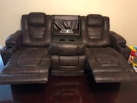 Electric reclining sofa and Loveseat NEWORLEANS