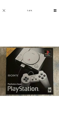 Sony PlayStation Classic Mini Console with 20 games! NEW Derwood, 20855