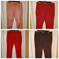 Womans Pants $5 each  Ocean Springs, 39564