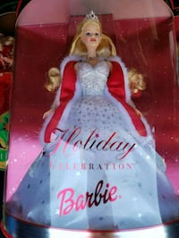 2001 Holiday Barbie Aubrey, 76227