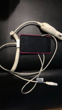 ipod touch w/ accessories