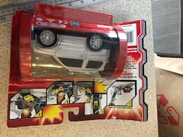 Rare micro machines hot wired! These sets were issued only in Europe