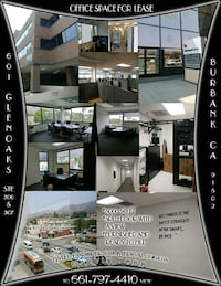 COMMERCIAL For Rent Burbank