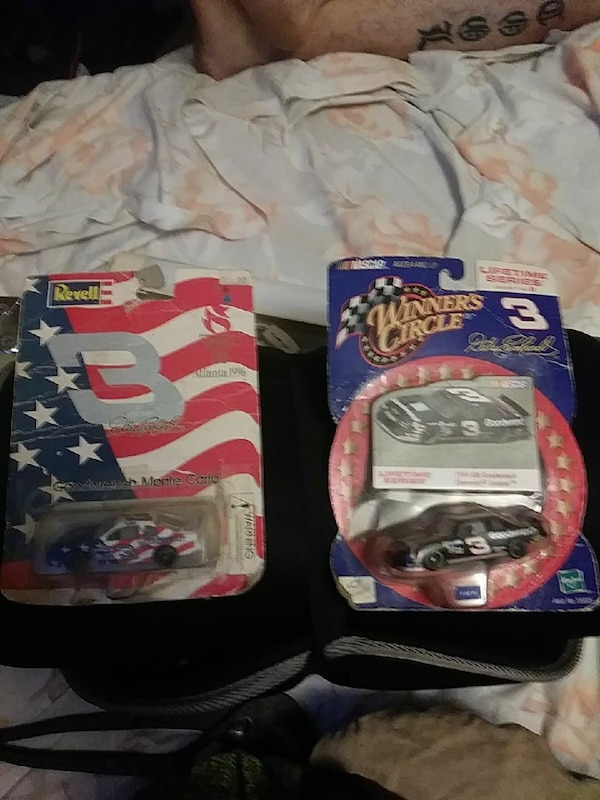 Revell Dale Earnhardt Goodwrench Monte Carlo