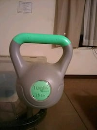 white and green plastic pitcher 69 km