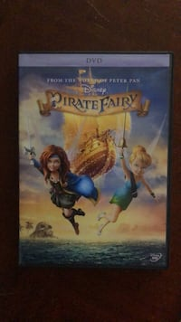 Disney's Pirate Fairy, Tinkerbell movie New Bedford, 02740