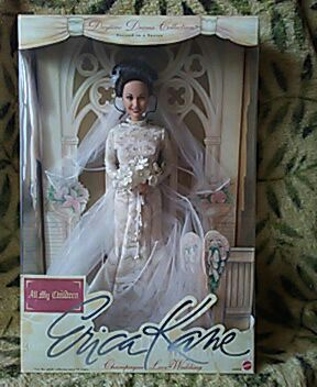Used, Erica Kane barbie doll pack for sale  Albuquerque