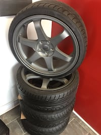 FALKEN F452 SUMMERS RUN FLATS WITH RIMS 225/35/19 Ottawa, K1K