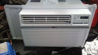 white LG window-type air conditioner Tampa, 33619