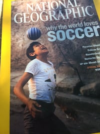 National Geographic complete years Winnipeg, R3K 0E2