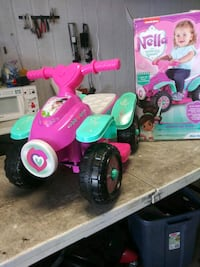 toddler's pink and green trike McAllen, 78503
