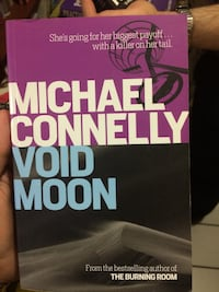 Void Moon - Michael Connelly Çankaya, 06680